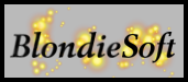 BlondieSoft logo